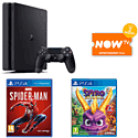 PlayStation 4 Limited Edition Batman Arkham Knight Console With The Order: 1886