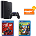 PlayStation 4 Limited Edition Batman Arkham Knight Console and Jurassic Park