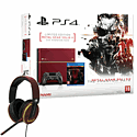 Limited Edition Metal Gear Solid V: The Phantom Pain 500GB PlayStation 4 With Metal Gear Solid V PS4 Headset - Only At GAME