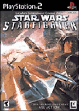 Star Wars - Starfighter PlayStation 2