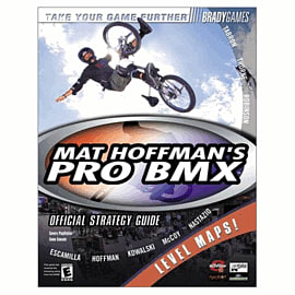 Mat Hoffman's Official Strategy Guide Strategy Guides and Books