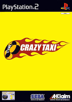Crazy Taxi PlayStation 2