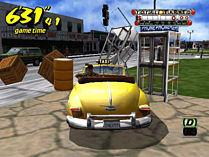 Crazy Taxi screen shot 2