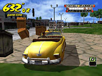 Crazy Taxi screen shot 3