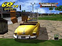 Crazy Taxi screen shot 3