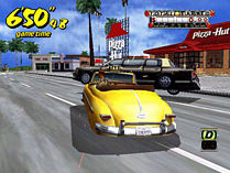 Crazy Taxi screen shot 4