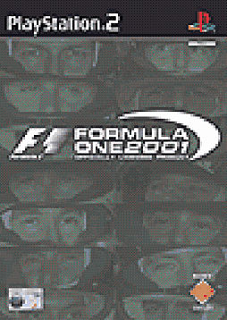 Formula One 2001 - Limited Edition Pack PlayStation 2