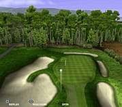 Tiger Woods PGA Tour 2001 screen shot 2