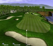 Tiger Woods PGA Tour 2001 screen shot 4