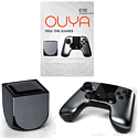 Ouya Console with 2 Ouya Controllers and £10 Credit