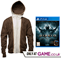 Diablo III Ultimate Evil Edition with Tyrael Hoodie - Only At GAME.co.uk