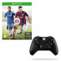 FIFA 15 with Xbox One Controller