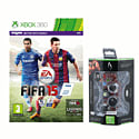 FIFA 15 with Afterglow Controller for Xbox 360