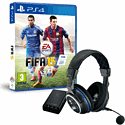 FIFA 15 with Turtle Beach PX4 Headset