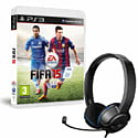 FIFA 15 with Turtle Beach PLA Headset