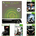 Preowned Xbox 360 120GB Console (Grade C) with Battlefield 3, Call of Duty: Black Ops, Halo 4, Forza 3 & Assassin's Creed III