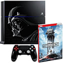 Limited Edition Star Wars Battlefront PlayStation 4 1TB Console with Strategy Guide