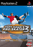 Tony Hawk's Pro Skater 3 PlayStation 2