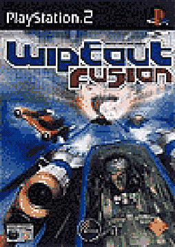WipEout Fusion PlayStation 2