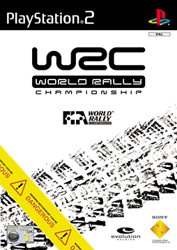 WRC: World Rally Championship PlayStation 2