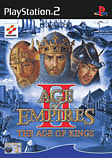 Age of Empires II - The Age of Kings PlayStation 2