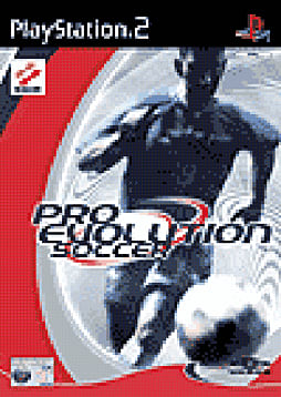 Pro Evolution Soccer PlayStation 2 Cover Art