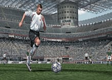 Pro Evolution Soccer screen shot 1