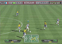 Pro Evolution Soccer screen shot 2