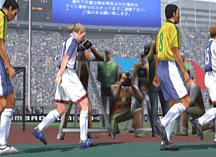 Pro Evolution Soccer screen shot 4