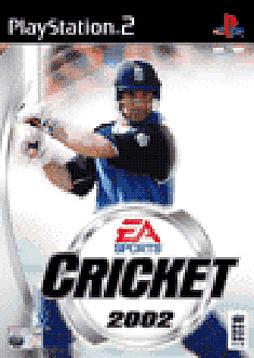 Cricket 2002 PlayStation 2