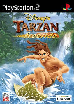 Disney's Tarzan Freeride PlayStation 2