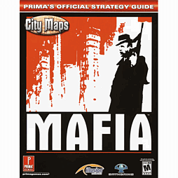 Mafia Strategy Guide PC Strategy Guides and Books