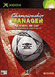 Championship Manager Season 01/02 Xbox