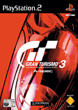 Gran Turismo 3 - A-spec - Platinum PlayStation 2
