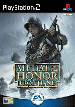 Medal of Honor: Frontline PlayStation 2