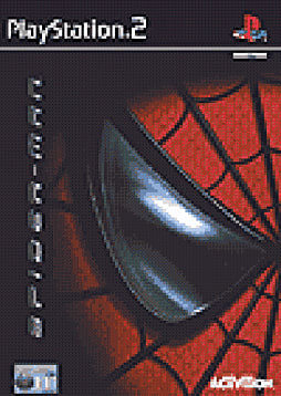 Spider-Man PlayStation 2 Cover Art