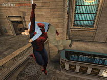 Spider-Man screen shot 3