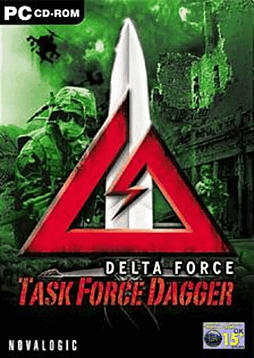 Delta Force Task Force Dagger PC Games and Downloads Cover Art