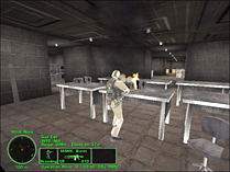 Delta Force Task Force Dagger screen shot 3