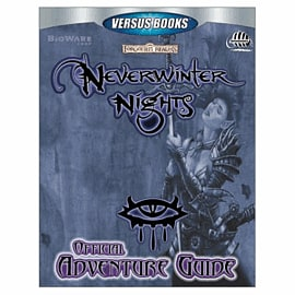 Neverwinter Nights Adventure Guide Strategy Guides and Books