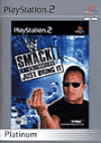 WWE Smackdown! Just Bring It - Platinum PlayStation 2