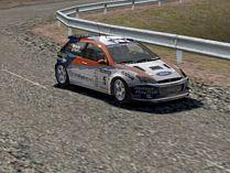Colin McRae Rally 3 screen shot 1