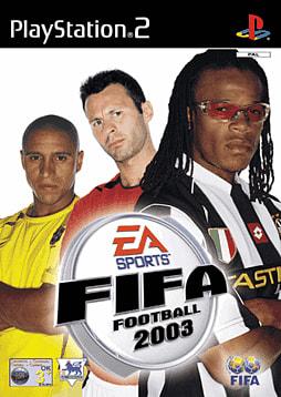 FIFA Football 2003 PlayStation 2