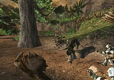 Turok Evolution screen shot 1