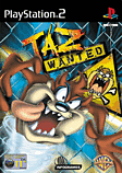 Taz Wanted PlayStation 2