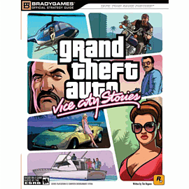 Grand Theft Auto Vice City PS2 Strategy Guide Strategy Guides and Books
