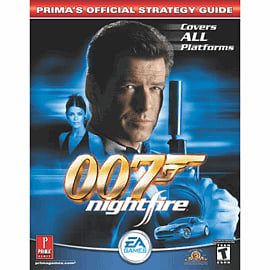 James Bond 007 Nightfire Strategy Guide Strategy Guides and Books