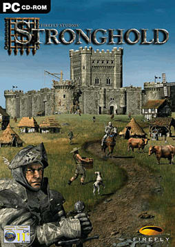 Stronghold PC Games and Downloads Cover Art