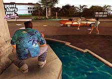 Grand Theft Auto - Vice City screen shot 11