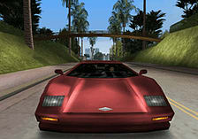 Grand Theft Auto - Vice City screen shot 15
